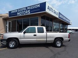 2005_Chevrolet_Silverado 1500_LS Ext. Cab Short Bed 2WD_ Spokane Valley WA