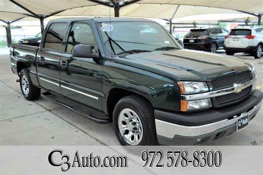 2005 Chevrolet Silverado 1500 LS Plano TX