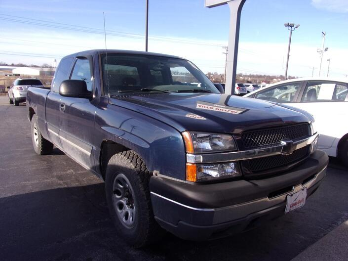 2005 Chevrolet Silverado 1500 LS Richmond KY