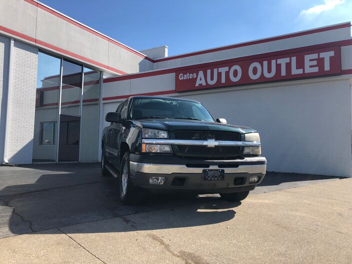 2005 Chevrolet Silverado 1500 LS Lexington KY
