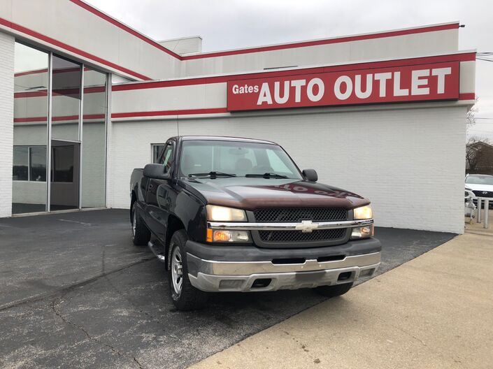 2005 Chevrolet Silverado 1500 Work Truck Richmond KY