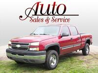 Chevrolet Silverado 2500HD Crew Cab Long Bed 2WD 2005