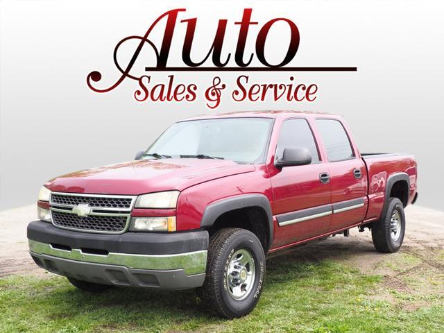2005 Chevrolet Silverado 2500HD Crew Cab Long Bed 2WD Indianapolis IN