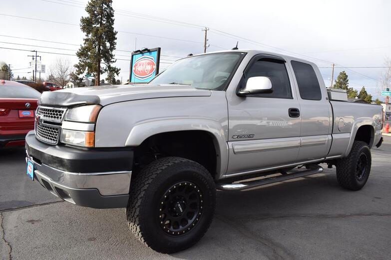 2005 Chevrolet Silverado 2500HD Ext Cab 4WD LT Bend OR