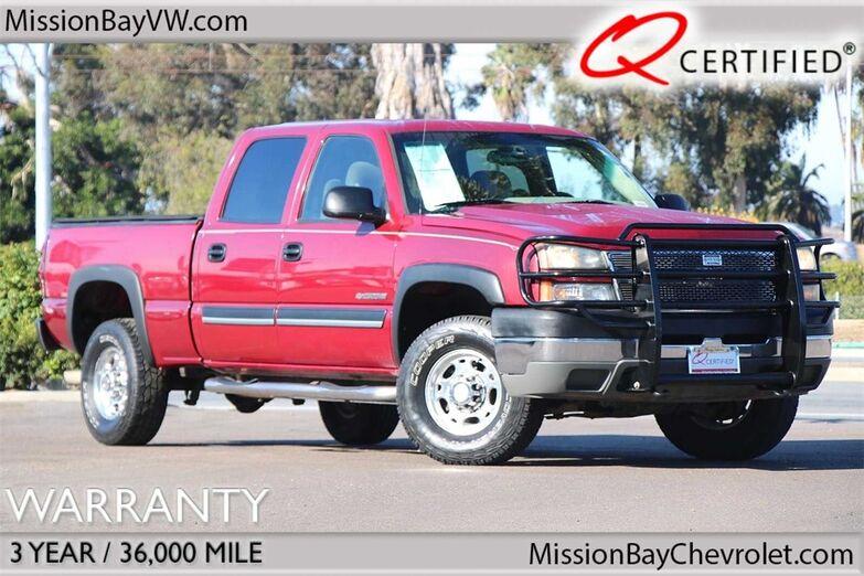 2005 Chevrolet Silverado 2500HD LS 153 WB San Diego CA