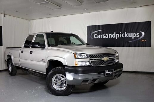 2005 Chevrolet Silverado 2500HD LS Dallas TX