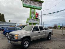 2005_Chevrolet_Silverado 2500HD_LS Crew Cab Short Bed 4WD_ Eugene OR