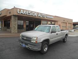 2005_Chevrolet_Silverado 2500HD_LS Ext. Cab Long Bed 2WD_ Colorado Springs CO