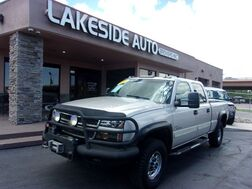 2005_Chevrolet_Silverado 2500HD_LT Crew Cab Short Bed 4WD_ Colorado Springs CO