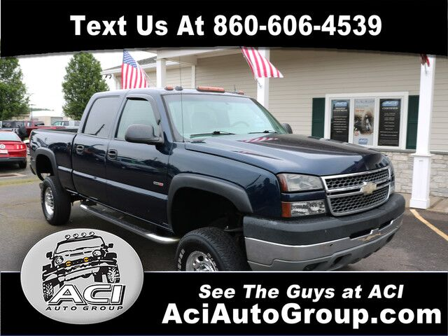 2005 Chevrolet Silverado 2500HD LT East Windsor CT
