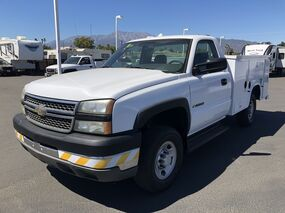 Chevrolet Silverado 2500HD Work Truck 2005