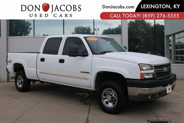 2005 Chevrolet Silverado 2500HD Work Truck Lexington KY