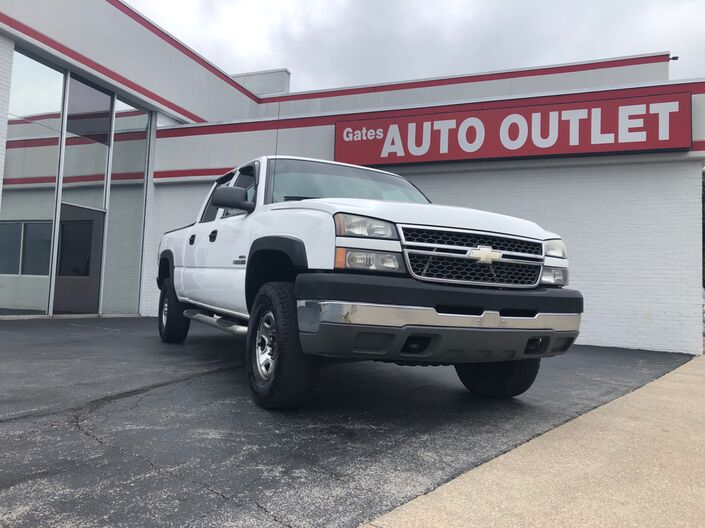 2005 Chevrolet Silverado 2500HD Work Truck Richmond KY