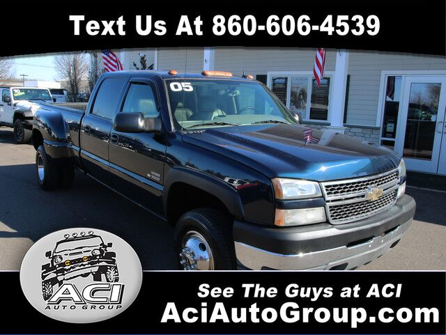 2005 Chevrolet Silverado 3500 DRW LT East Windsor CT