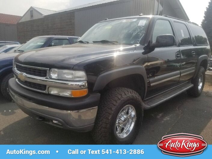 2005 Chevrolet Suburban 2500 4WD LT Bend OR