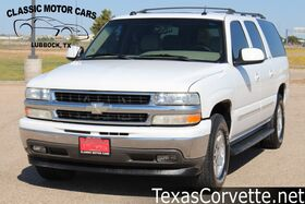 2005_Chevrolet_Suburban_LT_ Lubbock TX