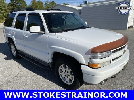 2005_Chevrolet_Tahoe_Z71_ Aiken SC