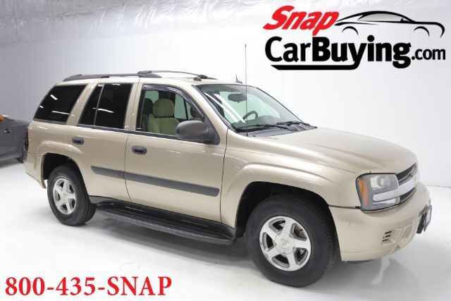 Used 2005 Chevrolet Trailblazer Ls 2wd In Chantilly Va
