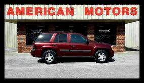 2005_Chevrolet_TrailBlazer_LS_ Brownsville TN