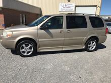 2005_Chevrolet_Uplander_LS LOWERED FLOOR MANUAL WHEELCHAIR VAN_ Ashland VA
