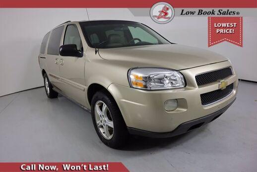 2005_Chevrolet_Uplander_LS_ Salt Lake City UT