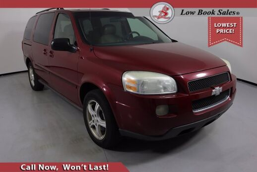 2005_Chevrolet_Uplander_LS_ Salt Lake City UT