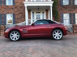 2005 Chrysler Crossfire Limited 2-owners PRISTINE CONDITION ONLY K miles PERFECT RECORDS.