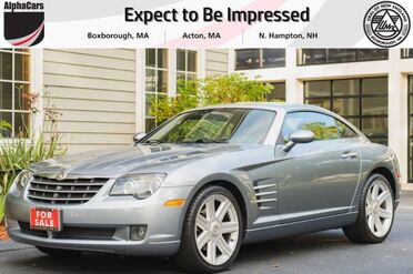 2005_Chrysler_Crossfire_Limited Coupe_ Boxborough MA