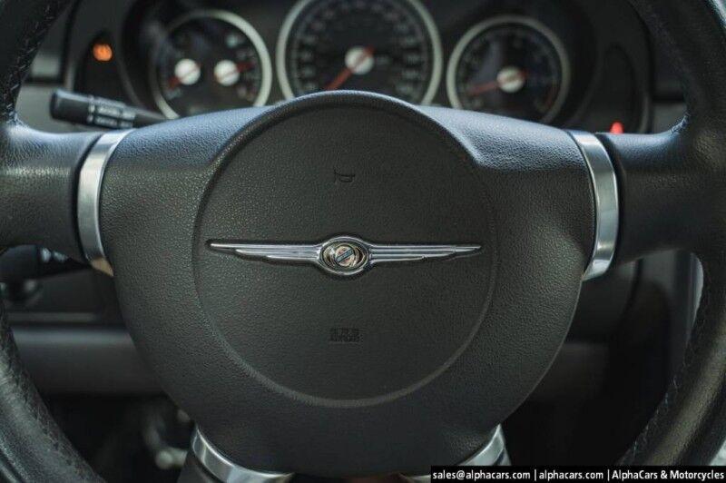2005 Chrysler Crossfire Limited Coupe Boxborough MA