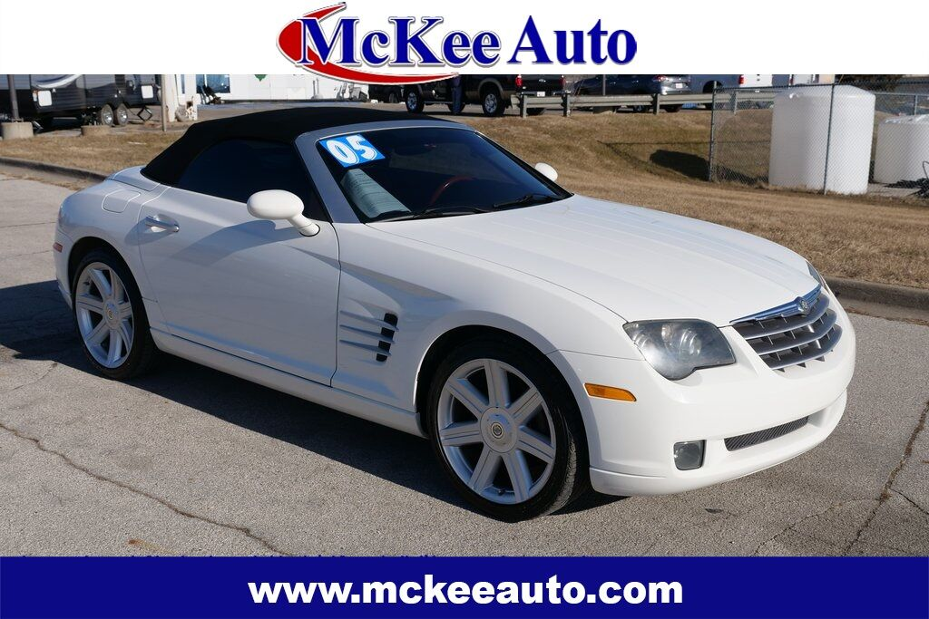 2005 Chrysler Crossfire Limited Des Moines IA