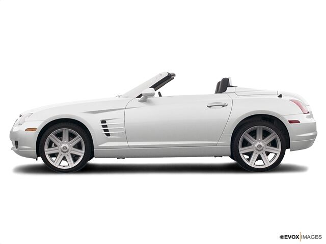 2005 Chrysler Crossfire Limited Indianapolis IN
