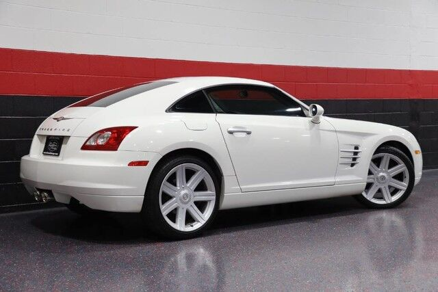 2005 Chrysler Crossfire Limited Manual 2dr Coupe Chicago IL