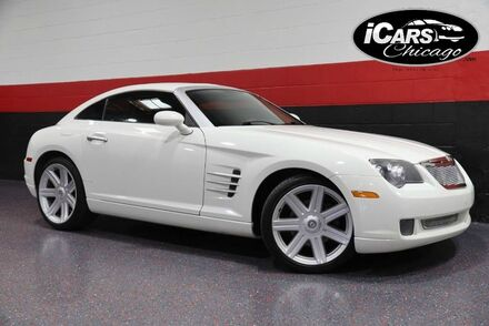 2005_Chrysler_Crossfire_Limited Manual 2dr Coupe_ Chicago IL
