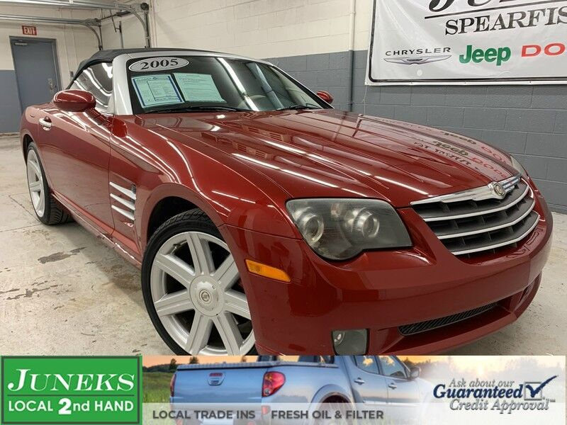 2005 Chrysler Crossfire Limited Spearfish SD
