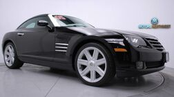 2005_Chrysler_Crossfire_Limited_ Tacoma WA