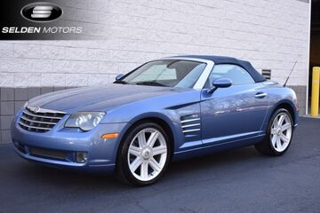 2005_Chrysler_Crossfire_Limited_ Willow Grove PA
