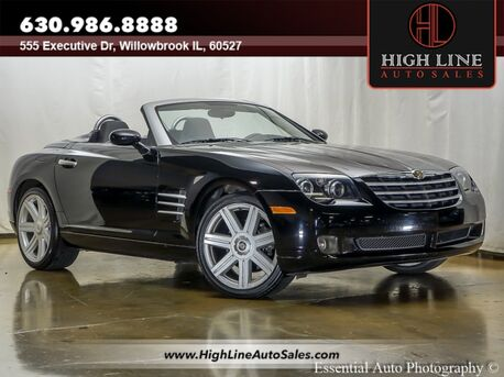 2005_Chrysler_Crossfire_Limited_ Willowbrook IL