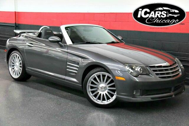 2005 chrysler crossfire srt 6 2dr convertible skokie il 17747739 rh icarschicago com SRT-6 Durango SRT-6 Cars
