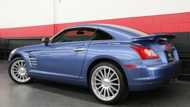 2005 Chrysler Crossfire Srt 6 2dr Coupe Skokie Il 22729493