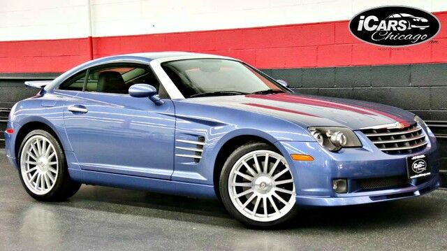 2005 Chrysler Crossfire Srt 6 2dr Coupe Skokie Il 24470839