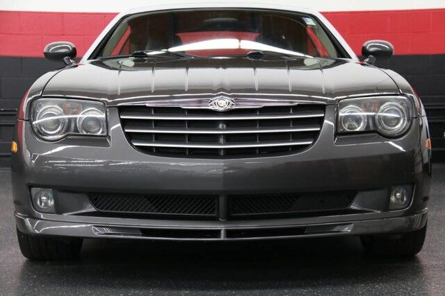 2005 Chrysler Crossfire Srt 6 2dr Coupe Skokie Il 17747794