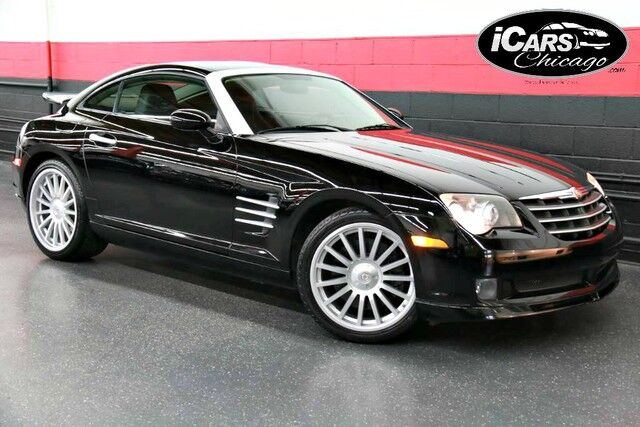 2005 Chrysler Crossfire Srt 6 2dr Coupe Skokie Il 21400401