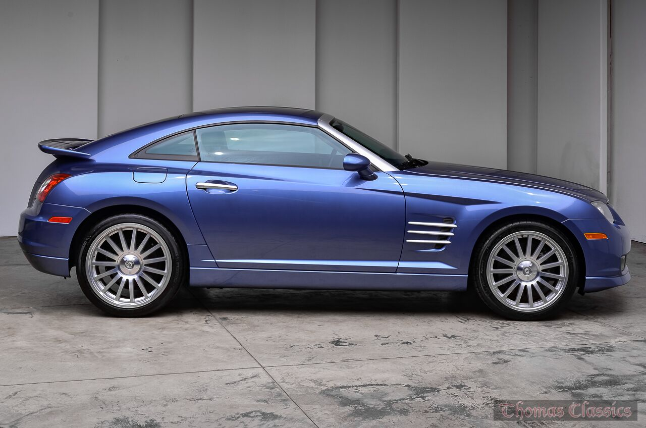 2005 Chrysler Crossfire SRT-6 COUPE Akron OH