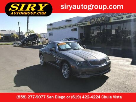 2005 Chrysler Crossfire SRT-6 San Diego CA