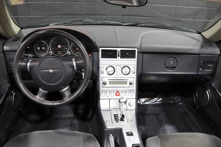 2005 Chrysler Crossfire SRT6 2dr Convertible Chicago IL
