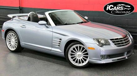 2005_Chrysler_Crossfire_SRT6 2dr Convertible_ Chicago IL