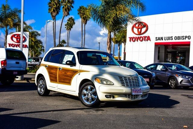 2005 Chrysler PT Cruiser Limited San Luis Obispo CA
