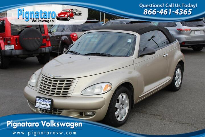 2005 Chrysler PT Cruiser Touring Everett WA