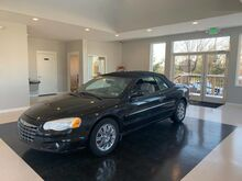 2005_Chrysler_Sebring Convertible Low Miles_Limited_ Manchester MD