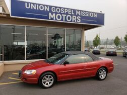 2005_Chrysler_Sebring_GTC Convertible_ Spokane Valley WA